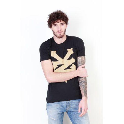 T-shirt koszulka męska ZOO YORK - ZZMTS064-06, ZZMTS064_BLACK-S