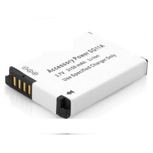 Powersmart Bateria do samsung wb650 ex1 cl80 slb-11a 3100mah