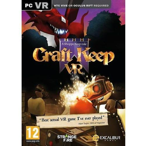 Craft Keep VR (PC)