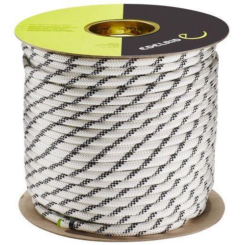 Edelrid performance lina wspinaczkowa 10,5mm 100m biały 2018 liny statyczne