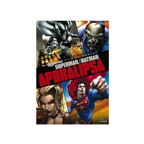 Film GALAPAGOS Superman/Batman: Apokalipsa