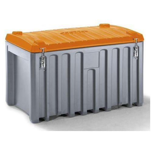 Pojemnik uniwersalny z polietylenu,poj. 400 l, nośność 250 kg
