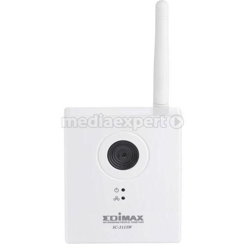 Kamera IP Edimax IC-3115W 1.3M WiFi N 1xLAN (4710700929117)