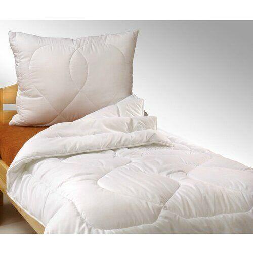 zestaw poduszki i kołdry letnie, 140 x 200 cm, 70 x 90 cm marki Kvalitex