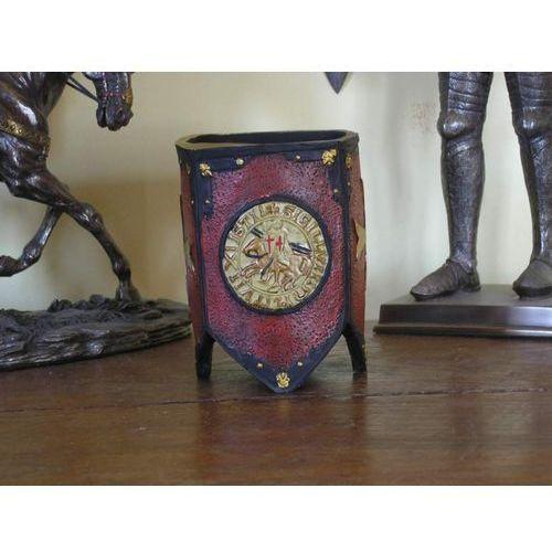 Włochy Kubek templariuszy na biurko (agpc5598c.55)