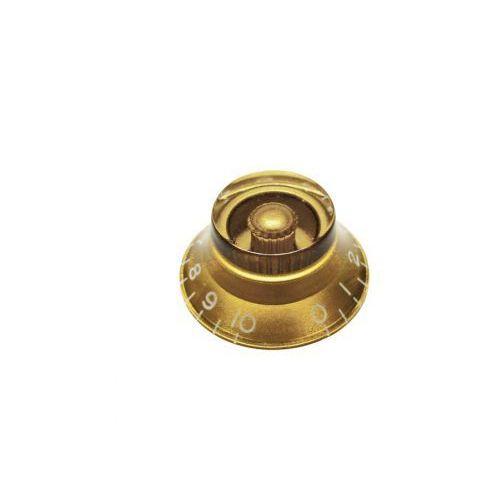 kg-160 gałka potencjometru bell knob, złota marki Boston