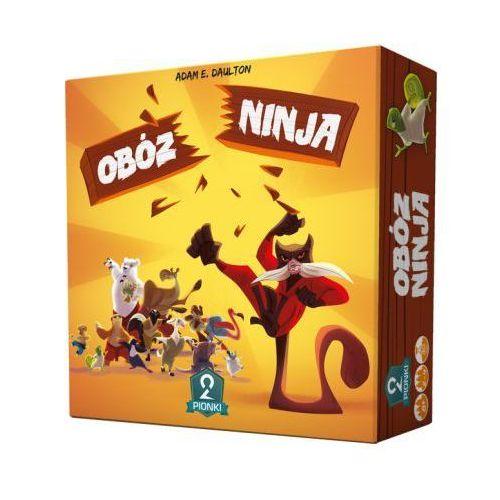 Obóz Ninja - Poznań, hiperszybka wysyłka od 5,99zł!