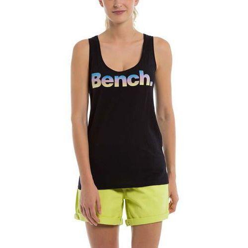 podkoszulka BENCH - Corp Logo Tank Top Black Beauty (BK11179) rozmiar: M, 1 rozmiar