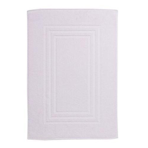 Dywanik łazienkowy palmi bawełniany 60 x 90 cm biały marki Cooke&lewis