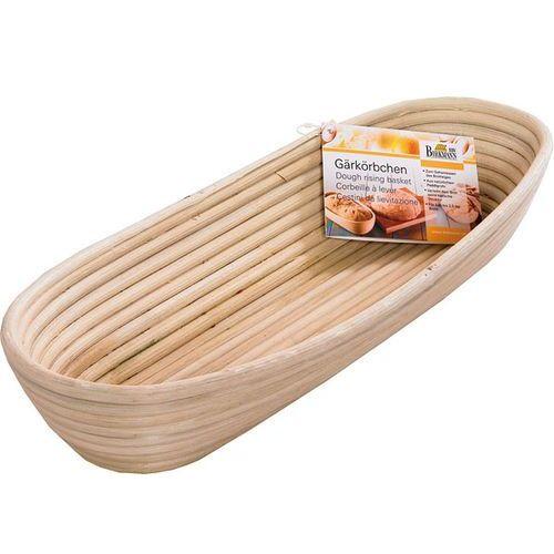 Forma do wyrastającego chleba Birkmann podłużna 40,5cm (208 995)