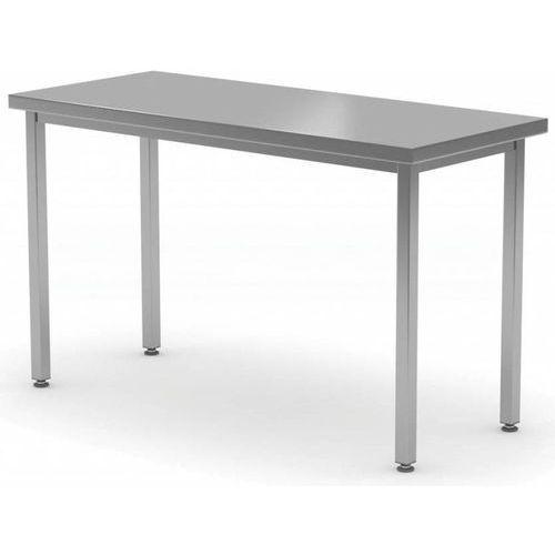 Polgast Stół centralny bez półki | szer: 800-1900mm|gł. 700 mm