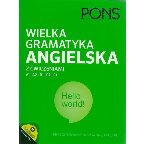 Pons Wielka gramatyka angielska z ćwiczeniami, praca zbiorowa