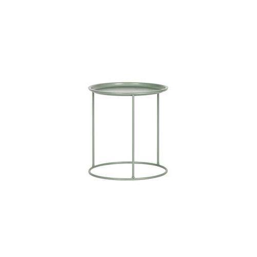 stolik kawowy ivar zielonkawy 375445-j marki Woood