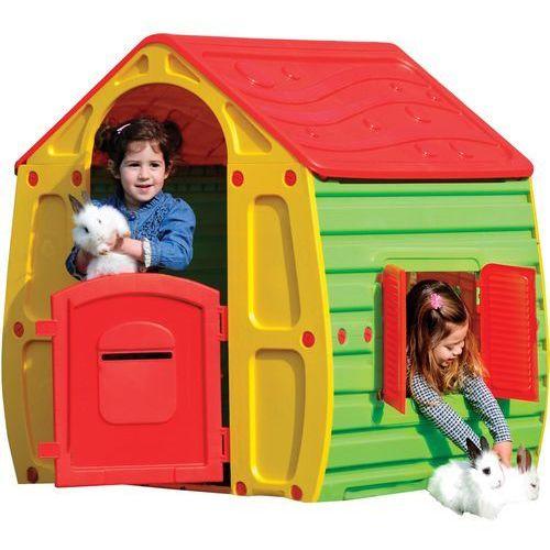Buddy Toys Plastikowy domek ogrodowy (8590669169436)