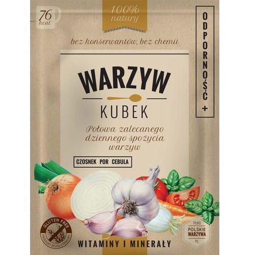 Warzyw Kubek Czosnek/Por/Cebula - ODPORNOŚĆ saszetka 16g. - sprawdź w wybranym sklepie