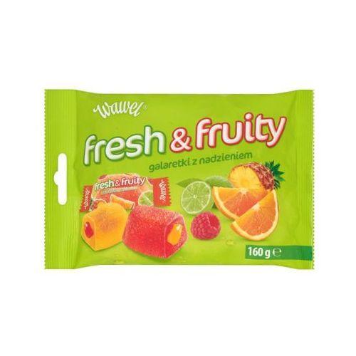 WAWEL 160g Fresh & Fruity Galaretki z nadzieniem