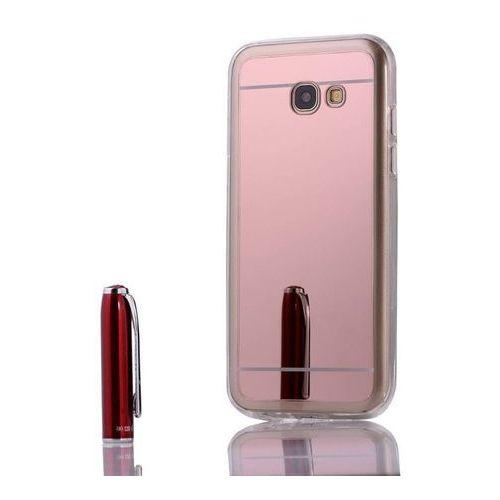 Slim Mirror Case Różowy | Etui dla Samsung Galaxy A5 2017 - Różowy, kolor różowy