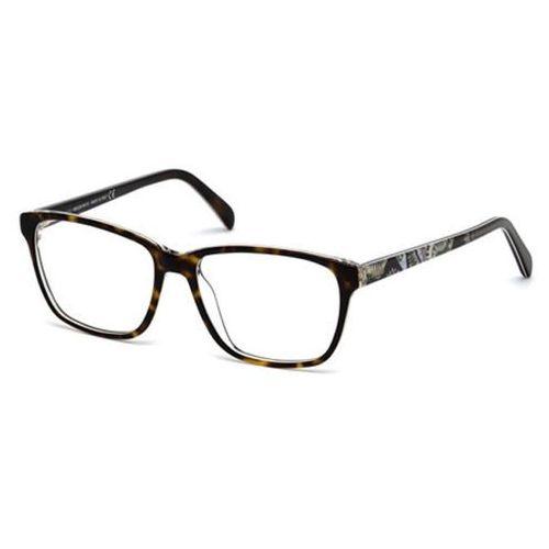 Okulary korekcyjne  ep5032 056 wyprodukowany przez Emilio pucci