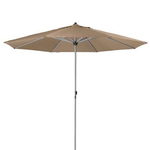 parasol przeciwsłoneczny active teleskop 340 cm greige marki Doppler