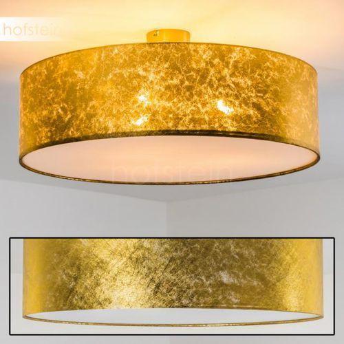Foggia lampa sufitowa Złoty, 3-punktowe - Design - Obszar wewnętrzny - Foggia - Czas dostawy: od 2-4 dni roboczych