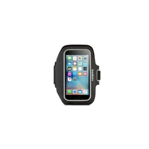 Etui Opaska na ramię Belkin Sport-Fit Plus iPhone 7 Plus, czarna (0745883727759)