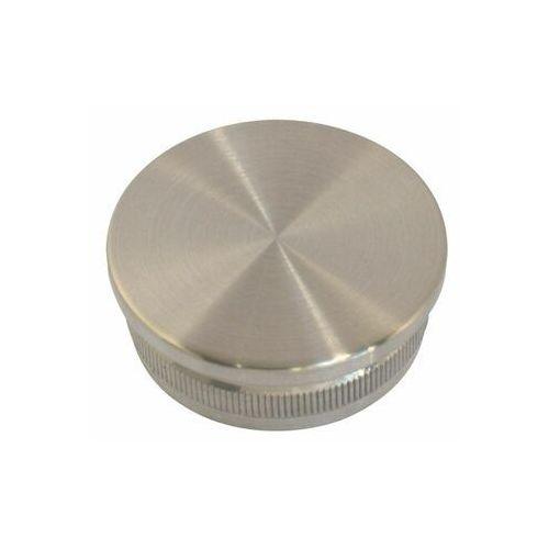 Zaślepka płaska 42.4 mm SHOP LINE (5904378593797)
