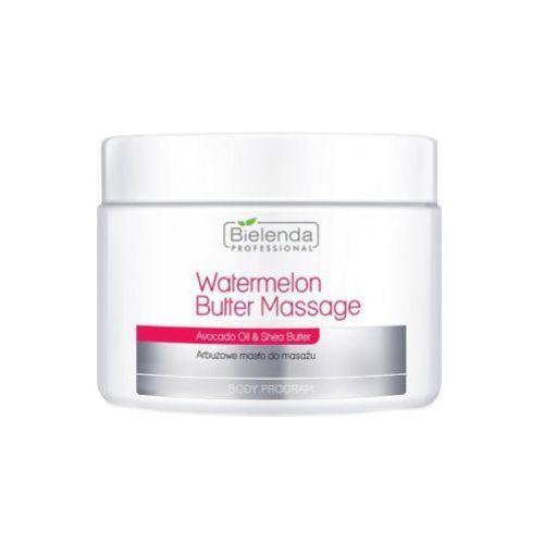 watermelon butter massage arbuzowe masło do masażu ciała marki Bielenda professional