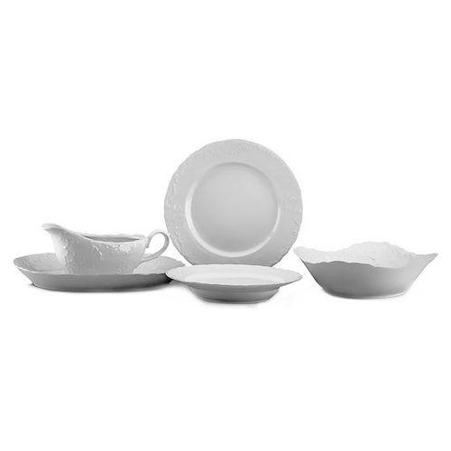 Florentyna Serwis obiadowy rococo bez wazy 12/44 0001 -ćmi (5907710059067)