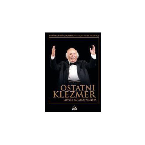 Ostatni Klezmer (CD+DVD) - Leopold Kozłowski-Kleinman DARMOWA DOSTAWA KIOSK RUCHU