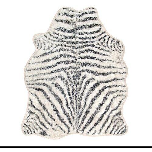 HKliving Dywan zebra 85x100cm TAP0869, TAP0869