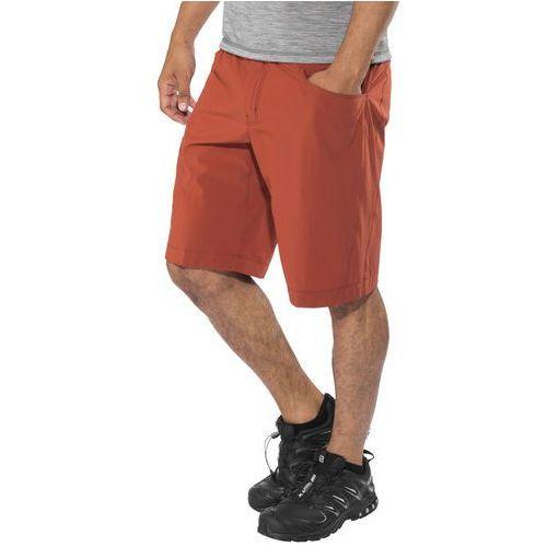 lefroy spodnie krótkie mężczyźni pomarańczowy 38 2018 szorty codzienne marki Arc'teryx