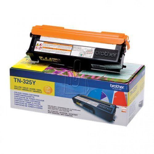 Brother TN-325Y - produkt w magazynie - szybka wysyłka! - sprawdź w wybranym sklepie