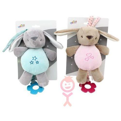 Axiom Pozytywka new baby króliczek różowy 22 cm (5902002077422)