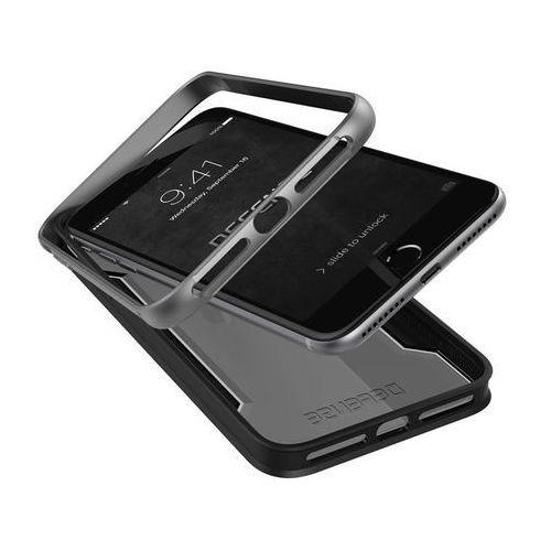 X-doria  defense shield - etui aluminiowe iphone 7 plus (iridescence) odbiór osobisty w ponad 40 miastach lub kurier 24h