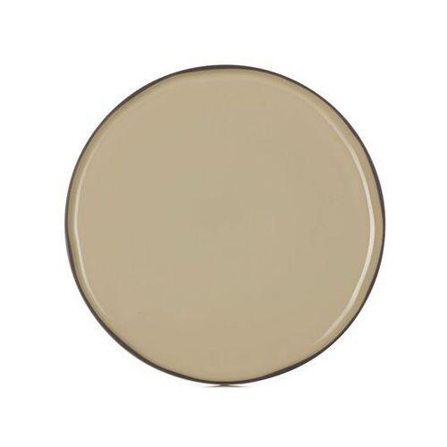 Talerz porcelanowy płytki caractere śr. 15cm gałka muszkatołowa marki Revol