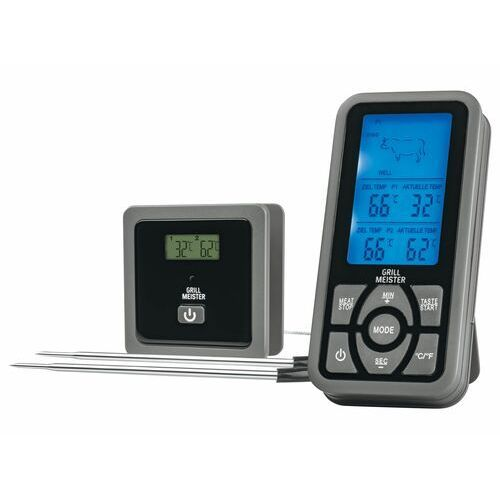 Grillmeister termometr do grilla bluetooth gtgt 2.4 a (4056233896800)