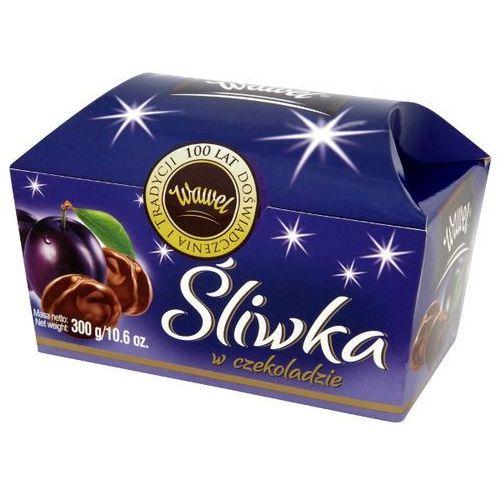 WAWEL 300g Śliwka w czekoladzie | DARMOWA DOSTAWA OD 150 ZŁ!