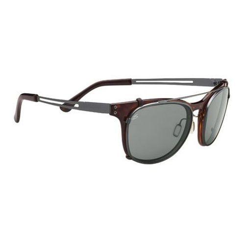 Okulary słoneczne enzo with clip-on polarized 8083 marki Serengeti