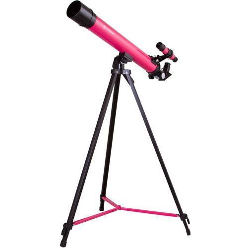 Bresser Teleskop junior space explorer 45/600 az różowy darmowy transport