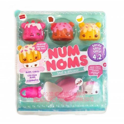 Mga Num noms zestaw startowy nr 4.2 bundt cakes reklama tv