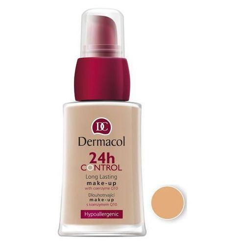 Dermacol 24 control make-up | podkład z koenzymem q10 03