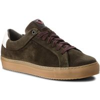 Strellson Sneakersy - evans 4010002471 dark green 602