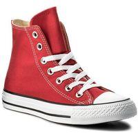 Trampki CONVERSE - All Star Hi M9621C Red, w 55 rozmiarach