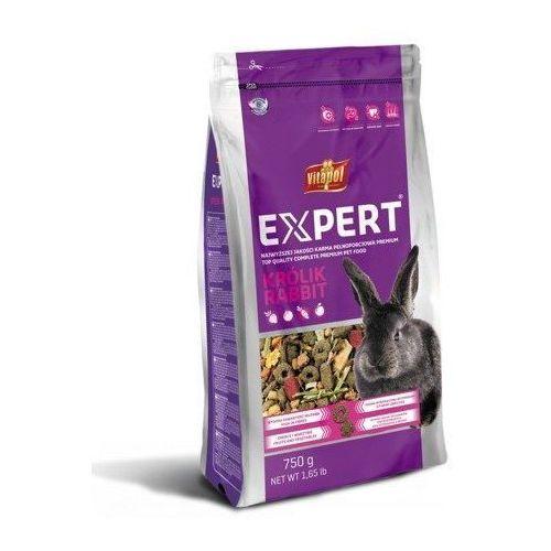 Vitapol expert karma pełnoporcjowa dla królika 1,6kg