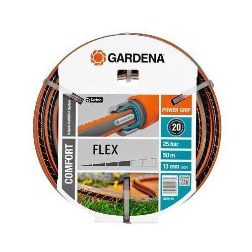 """wąż ogrodowy - comfort flex 1/2"""" - 50m (18039-20) marki Gardena"""