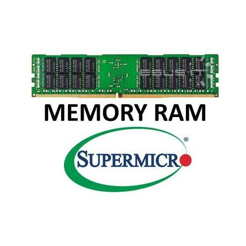Pamięć ram 32gb supermicro motherboard x11dph-t ddr4 2400mhz ecc load reduced lrdimm marki Supermicro-odp