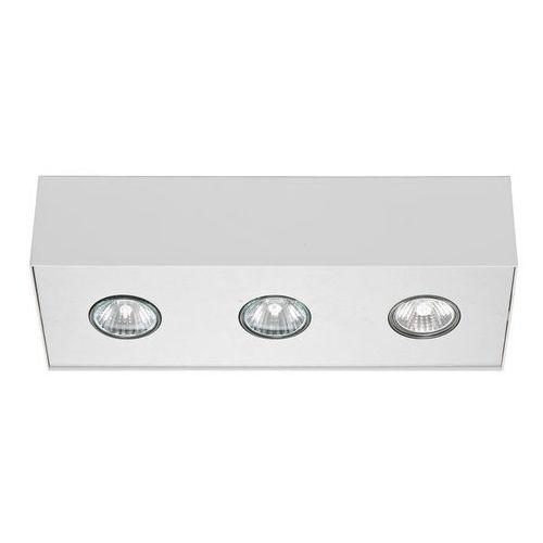 Plafon Nowodvorski Carson 5575 downlight lampa oprawa natynkowa 3x50W biały, 5575