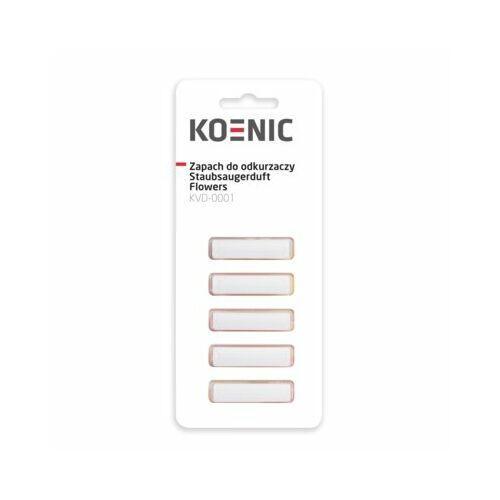 Zapach do odkurzacza KOENIC KVD-0001 Kwiatowy (4049011153554)