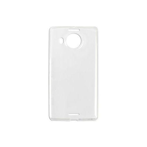 Microsoft lumia 950 xl - etui na telefon ultra slim - przezroczyste marki Etuo ultra slim