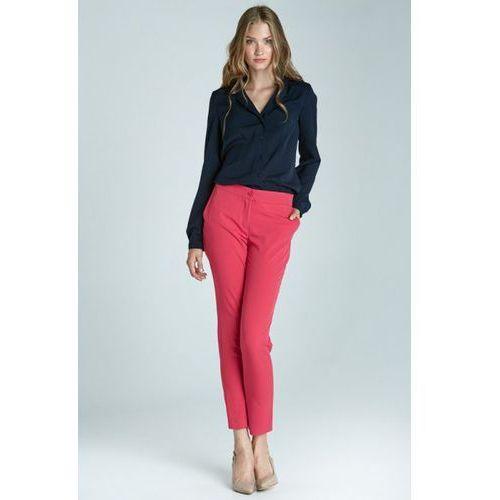 Spodnie Damskie Model SD22 Fuksja, kolor różowy